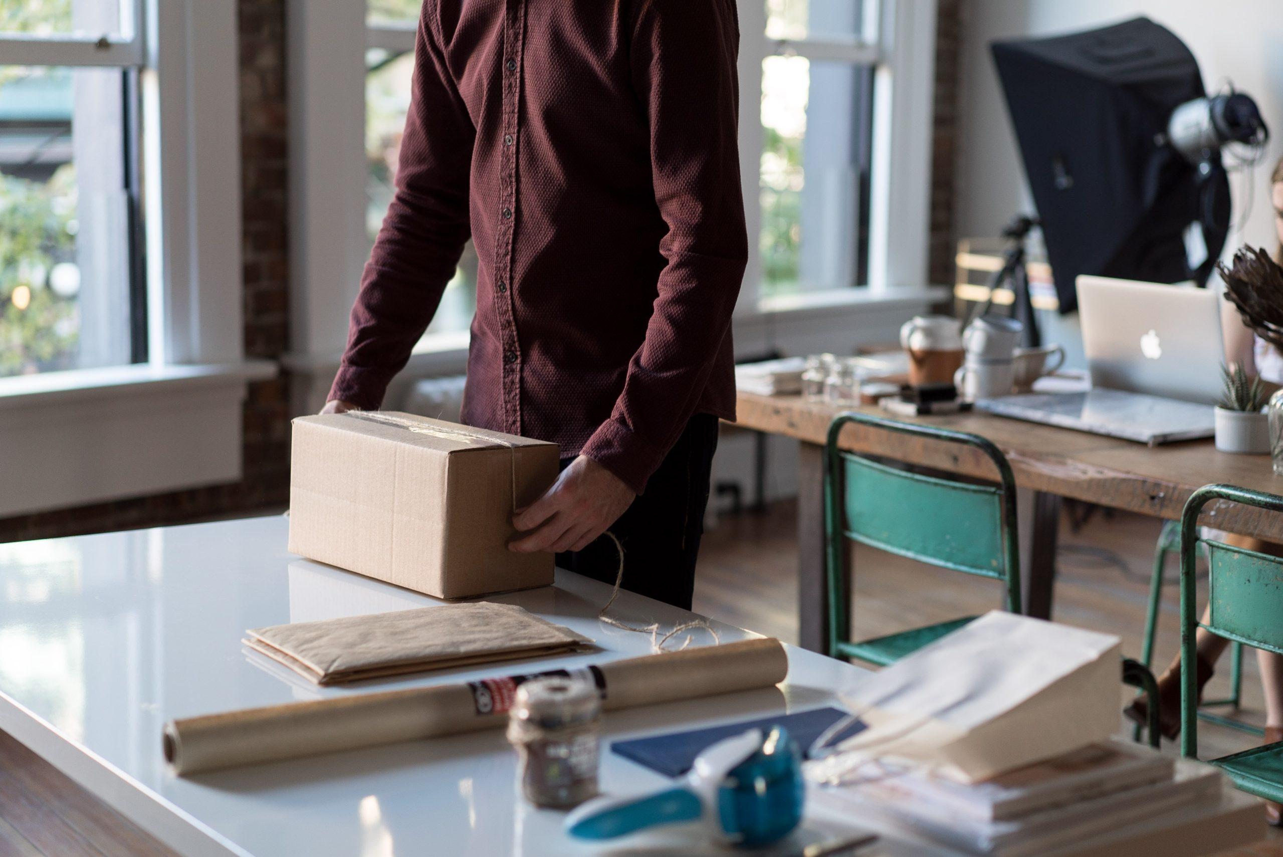 ラクラクメルカリ便・クリックポストで発送する際の梱包方法