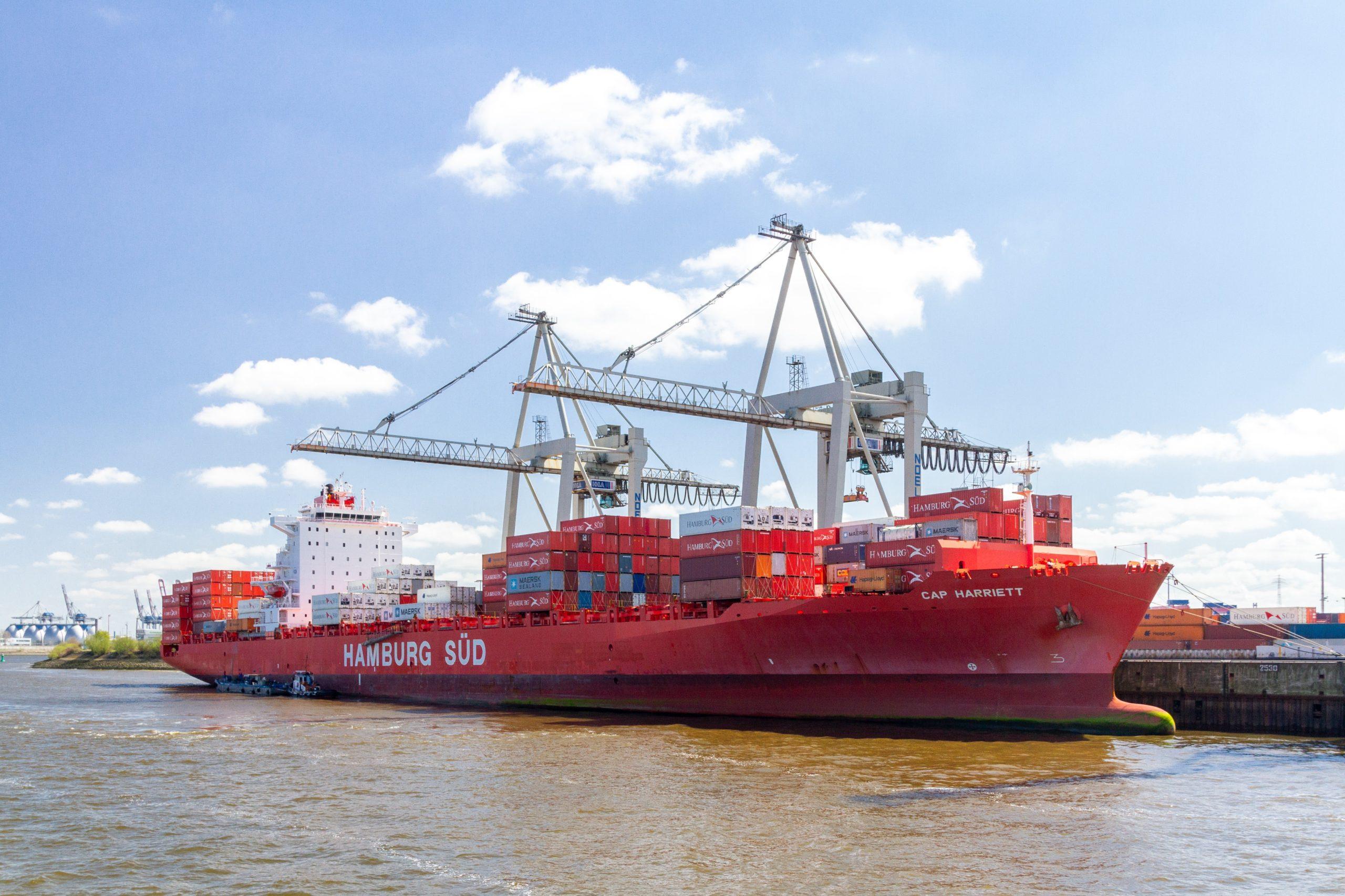 中国輸入の船便について
