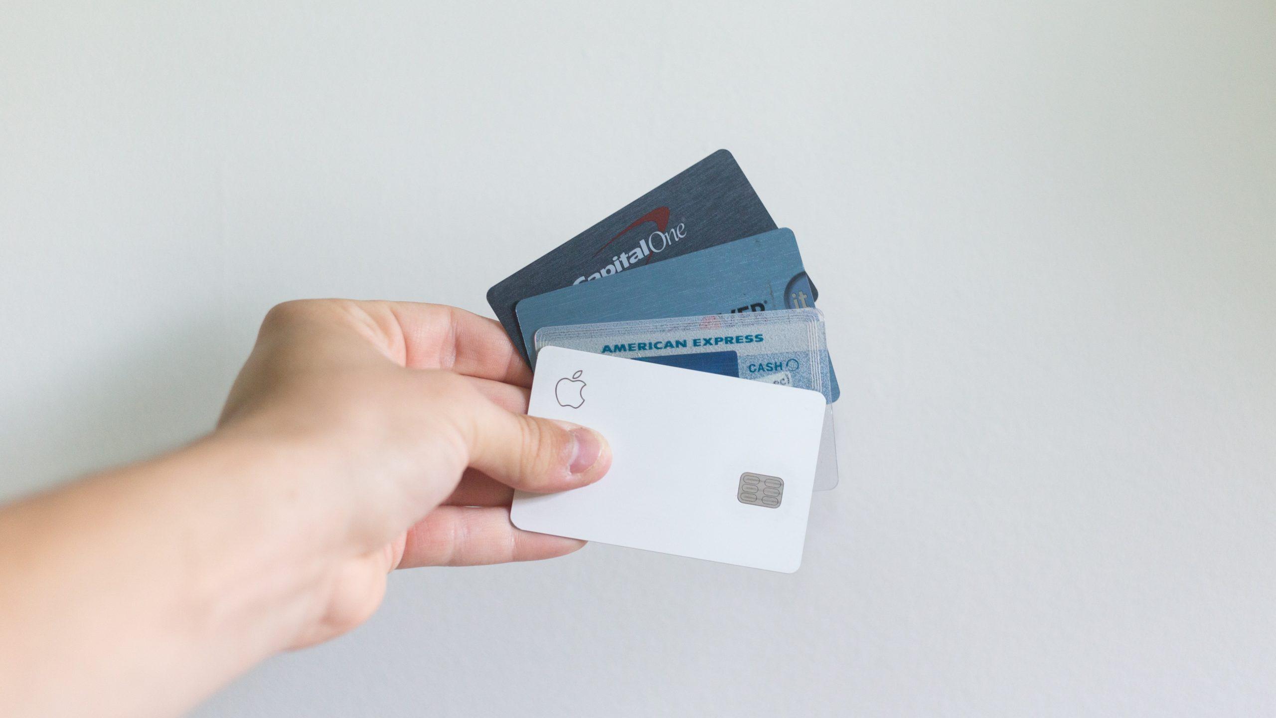 【中国輸入に必要なもの⑤】クレジットカード