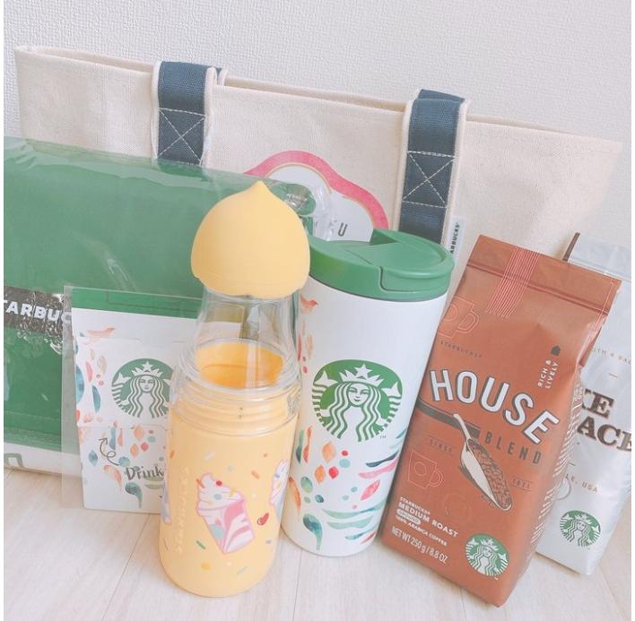 【人気の福袋①】スターバックスコーヒー